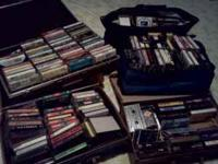 all are in cases and cassette holders. all are r&b some