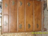 i have an old 1957 chest in great shape for its age