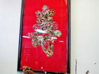 This old Chinese embroidery art came from the north