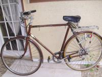 Vintage Raleigh Sprite Road/Touring Bike 55 cm -...