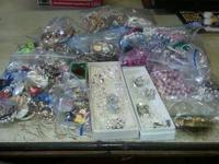 Large assortment of jewelry 175 peices $60 for all obo