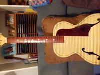 Vintage Old Kraftsman by Kay N-5 Acoustic Archtop