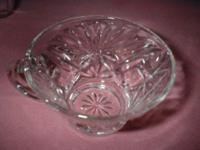 Set of 4 Vintage Glass Punch Cups by Anchor Hocking in
