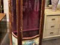 old Curio Cabinet    Get there 1st and check it out for
