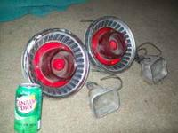 old falcon tailights/back-up lights $25  Location: