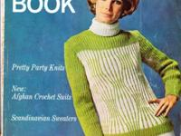 I'm selling 12 old (years 1963-1987) Knitting and