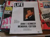 I have a couple of old life publications for sale, the