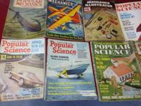 Old Books for sale Book	Month 	Year Popular Mechanics
