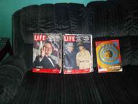 life magazines by_ Harry S Truman and Douglas MacArther