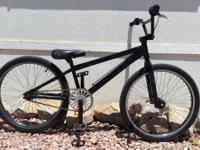"Mosh 24"" bmx, original down to the grips other than for"
