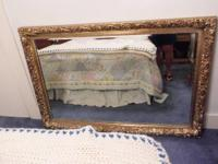 Items are located in Clinton, Indiana. Ornate mirror