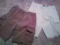 2 pair of men shorts from Old Navy in a size 36 $15 for