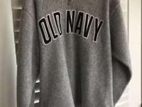 Old Navy sweatshirtGrey - Youth size 12:location: