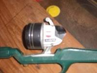 old olympic 310 closed face fishing reel call