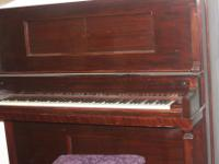Great condition cosmetically It is a player piano, and