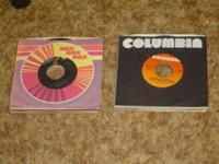 I have old 45 rpm and 33 rpm records for sale. A few