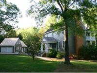 Stunning Federal Powhatan historic home for sale.