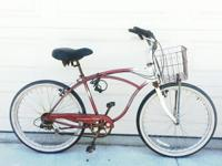 "This is a Timeless 80's traditional 26"" Schwinn seaside"