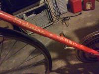 I have this old school schwinn road bike asking 125 or