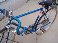 I have a old schwinn road bike not sure of year or type