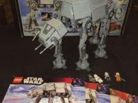Star Wars At-At walker 10178 Has box (box is worn but