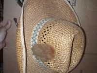 Cool old hat w/ feather. Looking for offers
