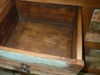 OLD TEAK FURNITURE/SUPER COOL! (ASHEVILLE)      CHECK