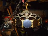 I have an old tiffany hanging lamp, that is in good