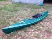 Selling our Old Town Loon Single Kayak which is in nice