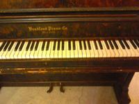 I am selling my wife's Bradford piano for her - was