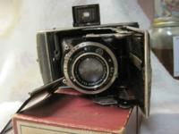 I have an old German camera that my dad said was from