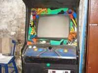For Sale: Choplifters arcade game. Works great, looking