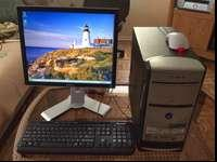 I have two e machines desktops one with an HD video