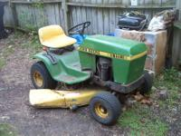 OLDER JOHN DEERE WAS MY DADS AFTER HE PASSED I GOT THE