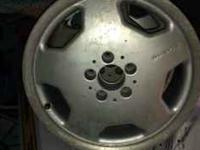 I have a set of Mercedes amg 17 inch rims. I know for
