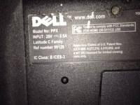 For sale is an older dell latitude laptop. No broken