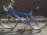 Bike is in great condition,rode it around the block