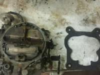 OLDSMOBILE  4 BARRELL CARBORATOR CANT OFF A 1974
