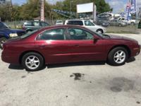Oldsmobile Aurora  2002 Great audio system, power