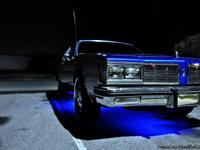 for sale 83 Delta 88 Royale Oldsmobile 2door blue/gray