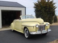1941 Cadillac Convertible that I was looking for. This