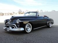 1950 Oldsmobile Rocket 88 Convertible One of the Best