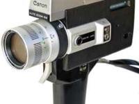 Canon Auto Zoom 518 ....Year: 1968-1974...Lens: Canon