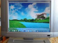"On sale in perfect condition 21""LT20S OleviaTY-monitor"