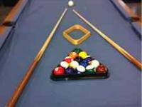 7' olhausen Sheraton pool table with patented accu fast