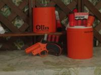 $40.00 each 2 Olin alert kits, outdated flares good for