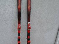 "Available for sale:. Olin Distance K 77"" Skis with Pen"