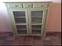I am moving so I am selling my olive green Bookcase. It