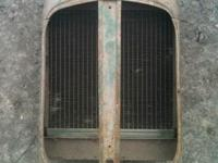 Oliver grill with radiator good shape call Brian   //