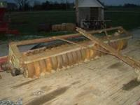 Good Oliver 8 foot cultipacker. .Has some wear and has